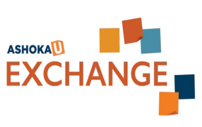 Belcher joins changemakers at Ashoka Exchange